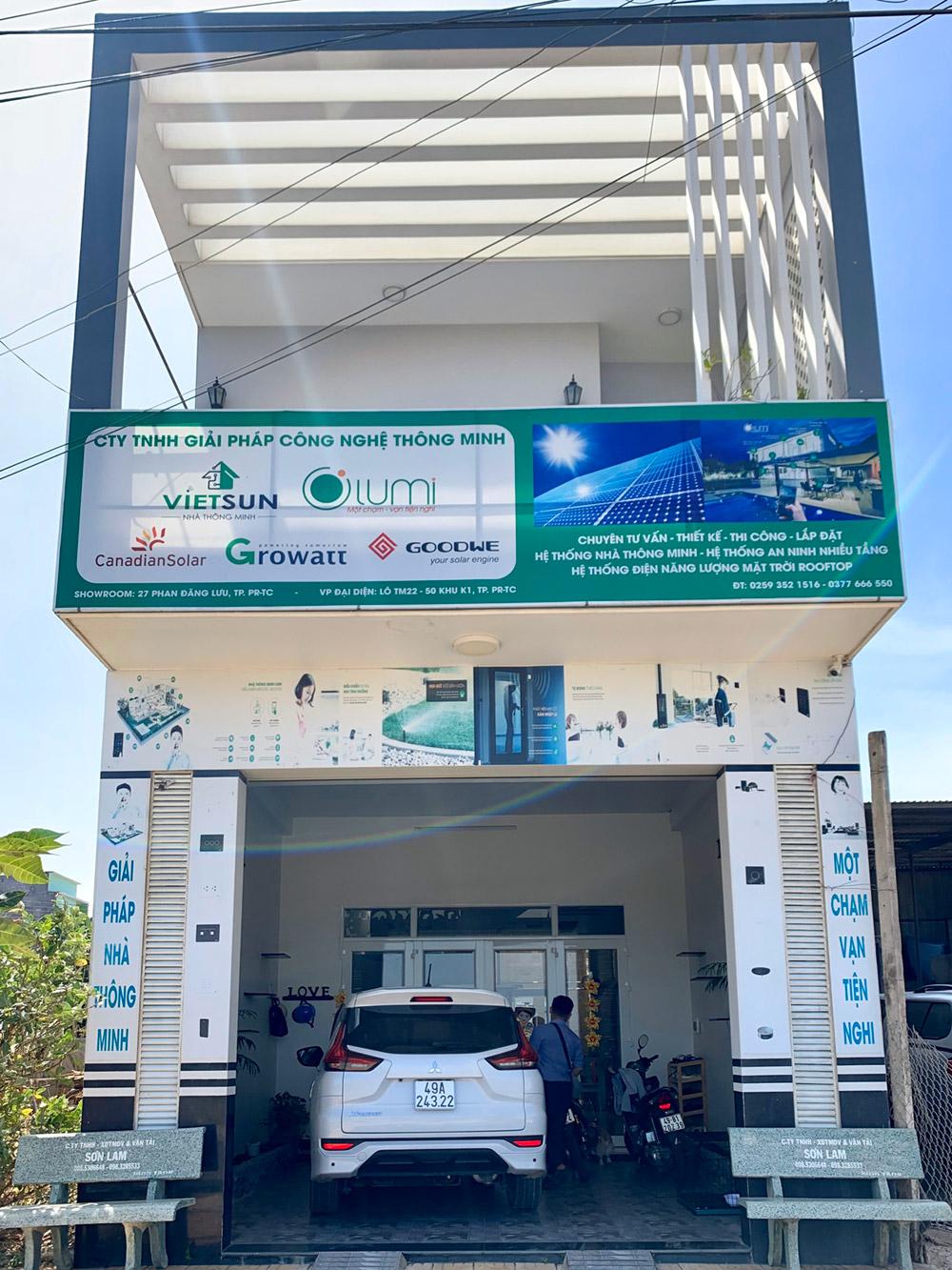 Văn phòng Nhà Thông Minh Việt Sun Ninh Thuận