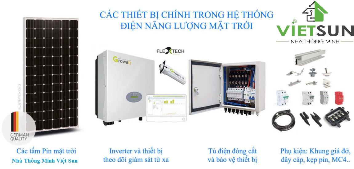 Đơn vị lắp điện mặt trời tại Ninh Thuận uy tín chất lượng