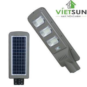 Việt Sun cung cấp đèn năng lượng mặt trời tại Ninh Thuận