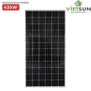 Pin năng lượng mặt trời công suất lớn MONO M72-435W