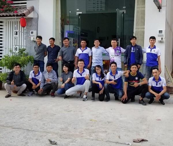Công Ty TNHH Giải Pháp Công Nghệ Thông Minh Việt Sun