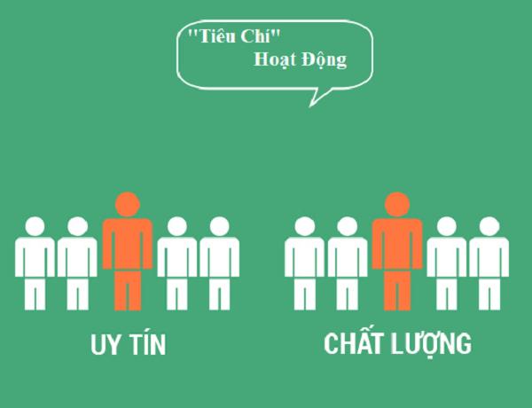 Việt Sun - Tiêu chí hoạt động