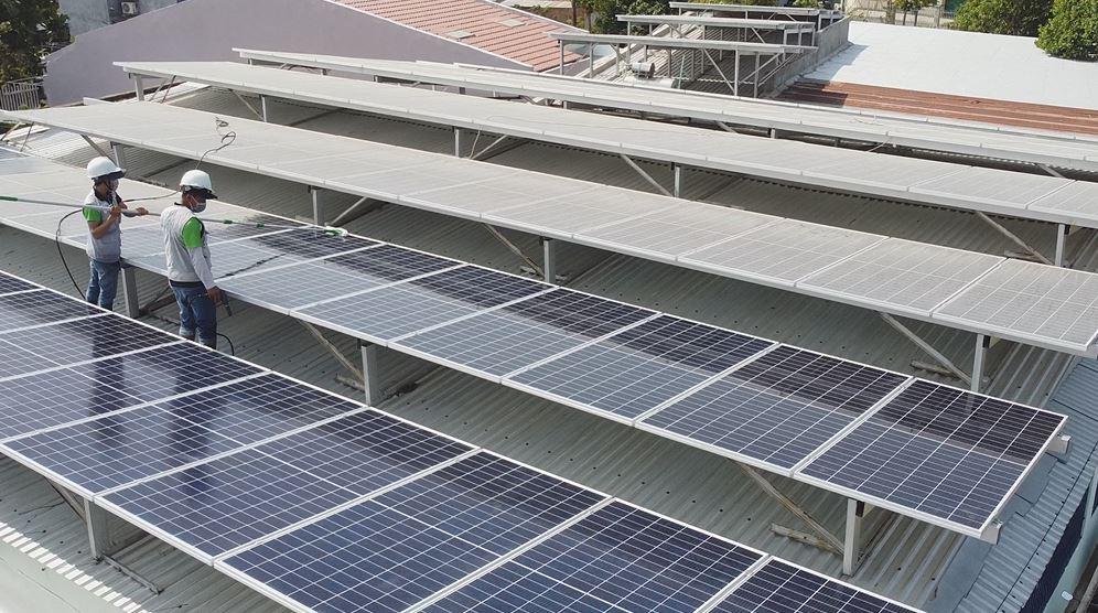 Việt Sun - Đơn vị bảo trì hệ thống điện năng lượng mặt trời uy tín, chất lượng