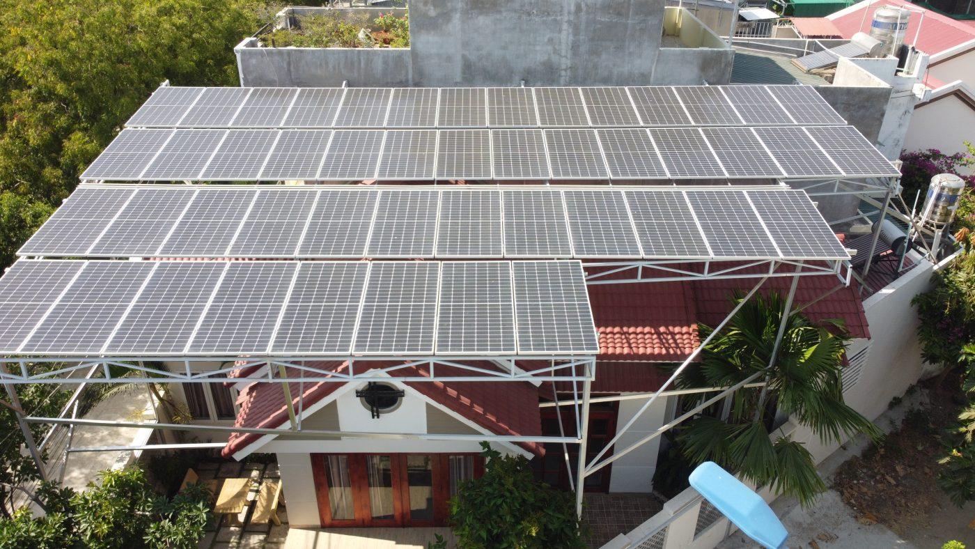 Dịch vụ bảo trì hệ thống điện mặt trời uy tín