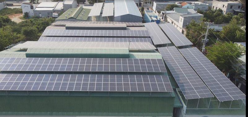 Việt Sun cung cấp dịch vụ bảo trì hệ thống điện mặt trời