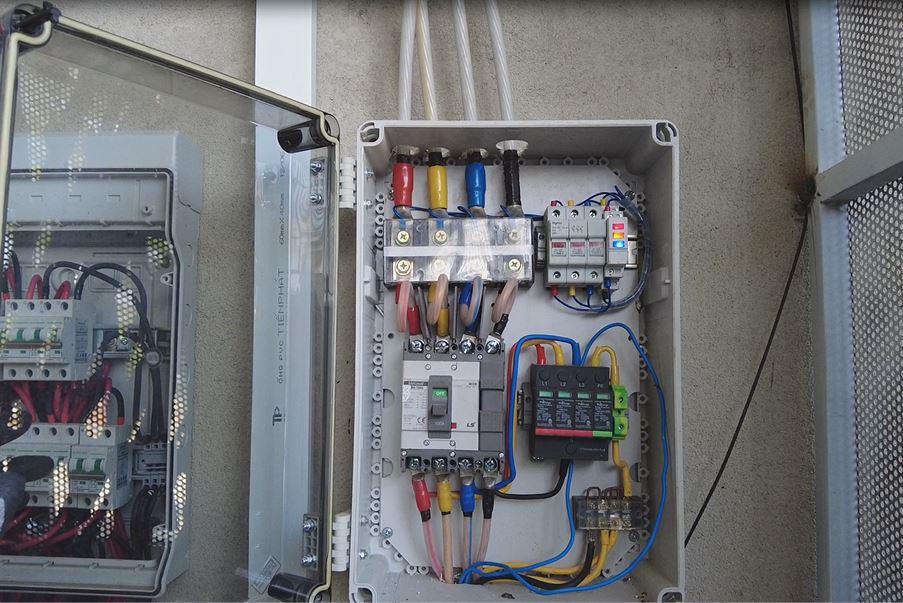 Dịch vụ bảo dưỡng & bảo trì hệ thống điện năng lượng mặt trời