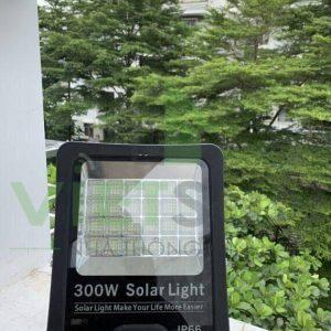 Đèn pha năng lượng mặt trời 300W- VK900B